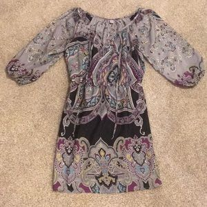 Adorable Boutique Dress size medium